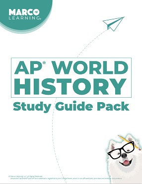 AP World SG Pack 2021